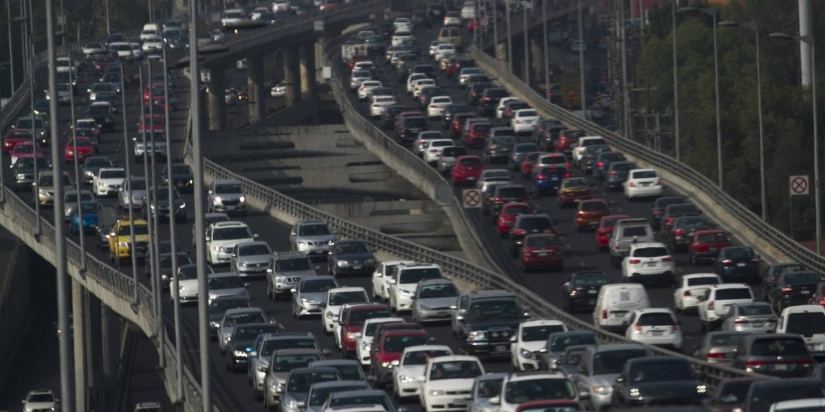 Tips para escapar del estrés del tráfico decembrino