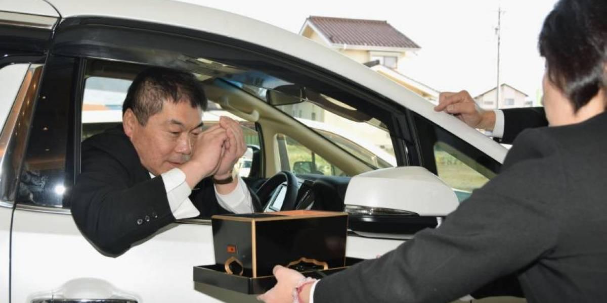 """Funerária cria """"drive-thru"""" de velórios no Japão"""