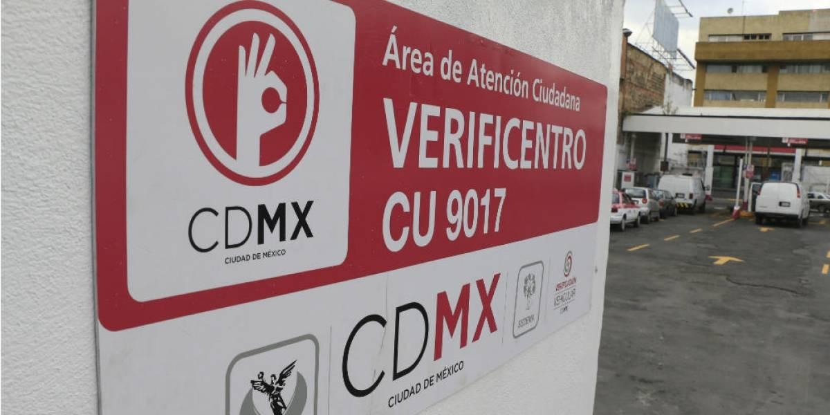 En la CDMX 3 mil 756 autos han sido verificados en dos días