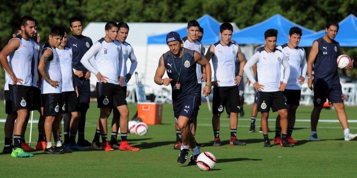 Chivas no subestima a su rival para la Liga de Campeones