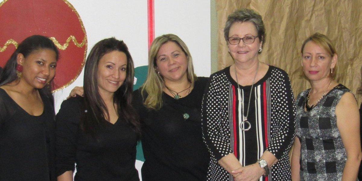 #TeVimosEn: Colegio El Pesebre realiza Velada Navideña