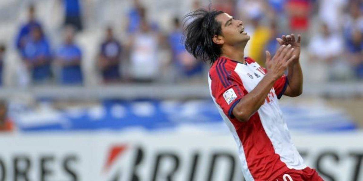 El triste último recuerdo de la U enfrentando al poderoso Cruzeiro en la Libertadores