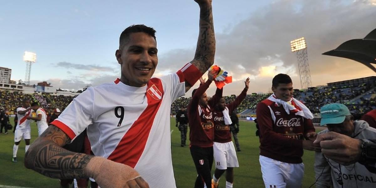 Prensa peruana estalla en júbilo tras reducción de la sanción a Paolo Guerrero