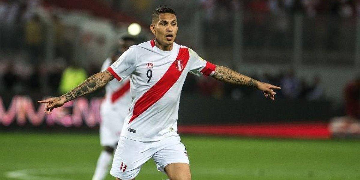 Alegría total en Perú: Paolo Guerrero podrá jugar el Mundial
