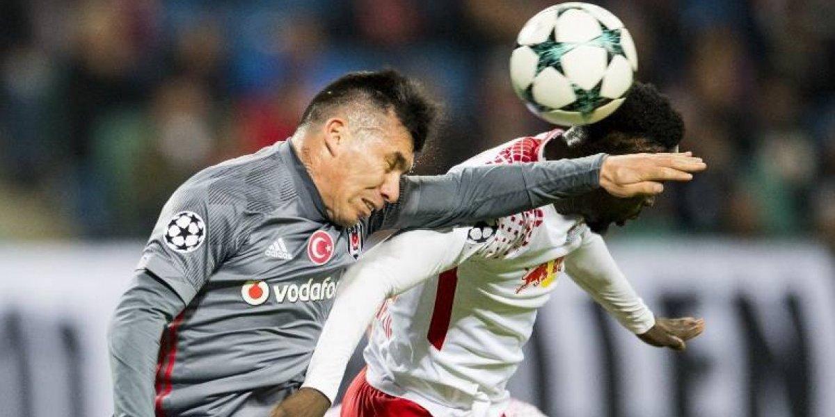 """El sacrificio de Gary Medel por Besiktas: """"Bajé seis kilos por el equipo"""""""