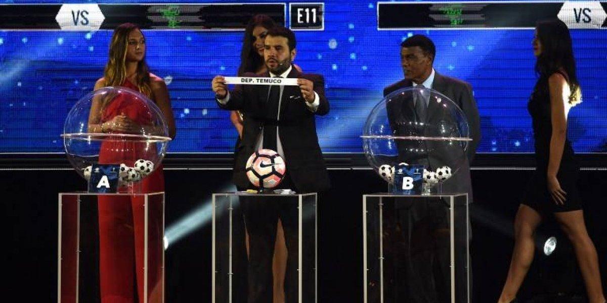 Audax Italiano no se salvó: Los rivales de los chilenos en la Sudamericana
