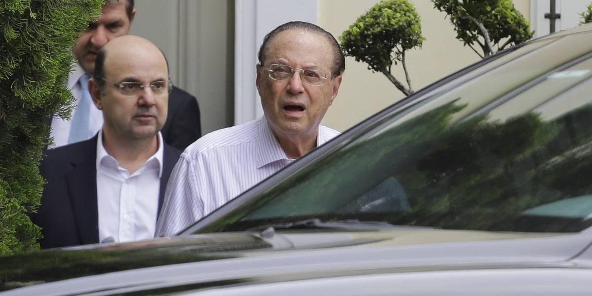 Juiz pede à PF transferência imediata de Maluf para Brasília