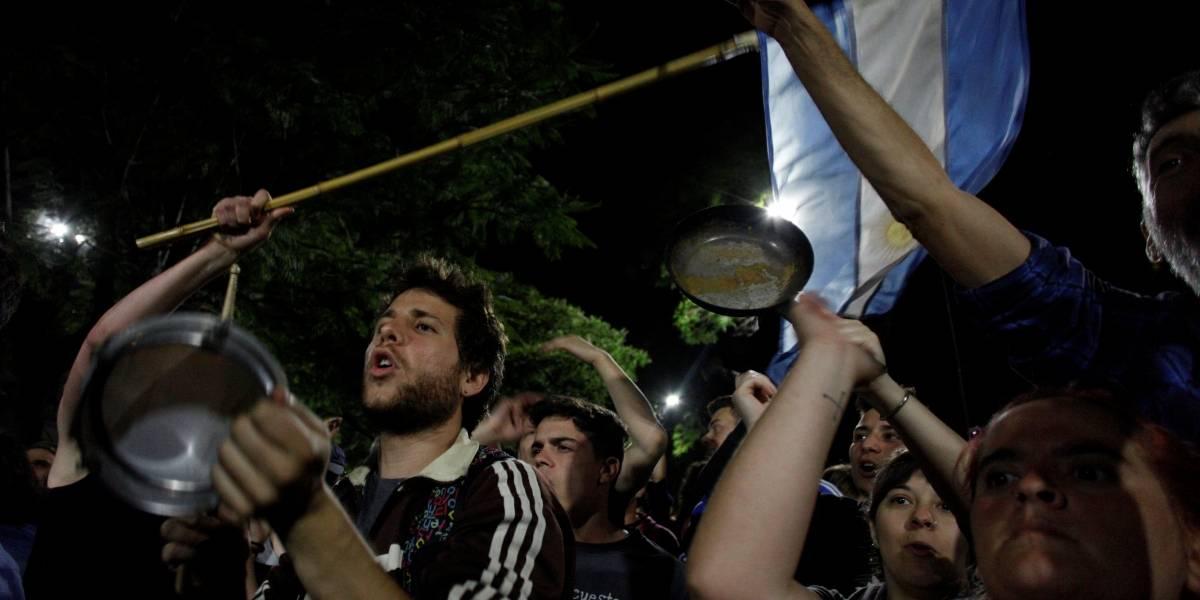 Buenos Aires tem segunda noite de protestos contra reforma da Previdência
