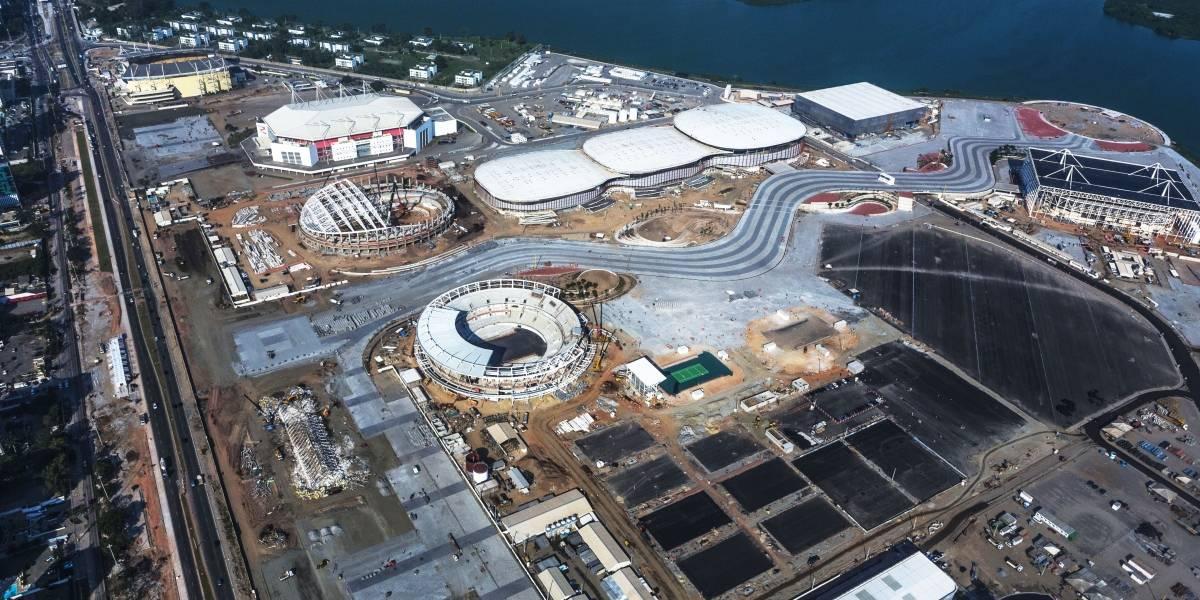 União faz 'pente fino' em contas de R$ 4,7 milhões de palcos da Olimpíada de 2016