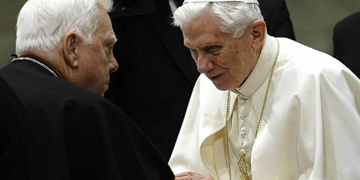 Benedicto XVI dice que se prepara para la muerte