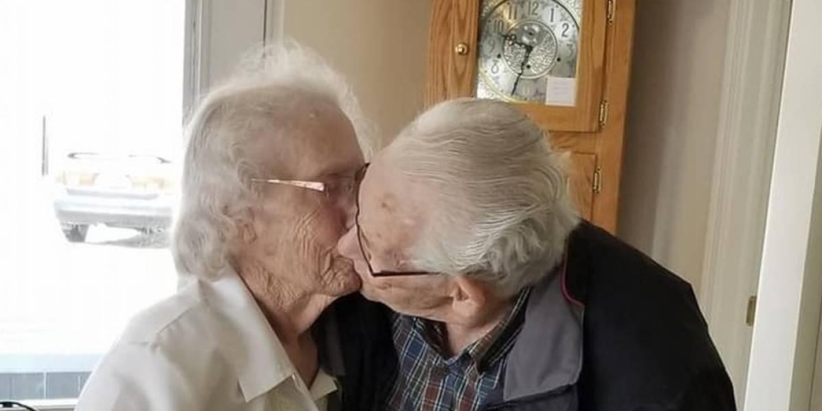 Mudança de asilo faz casal prever 1º Natal separado em 73 anos e provoca revolta nas redes