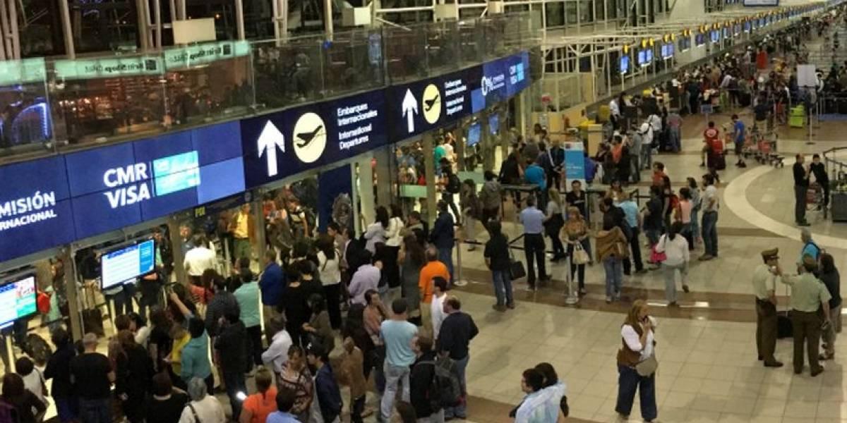 Tráfico aéreo de fiestas de fin de año crecerá un 11% y se esperan peaks de 31 mil pasajeros por día