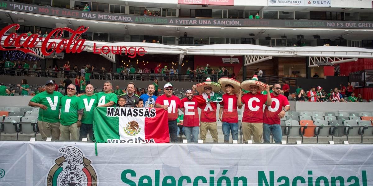 Afición mexicana es la tercera con más demanda de boletos para Rusia 2018