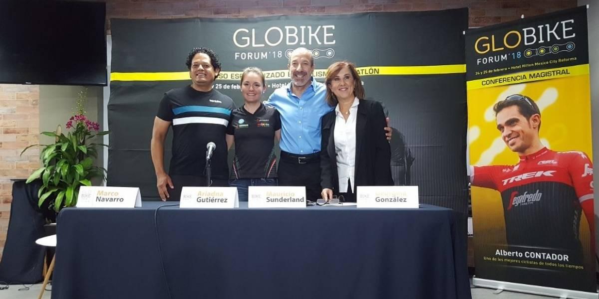 Alberto Contador ofrecerá primera conferencia en México tras su retiro