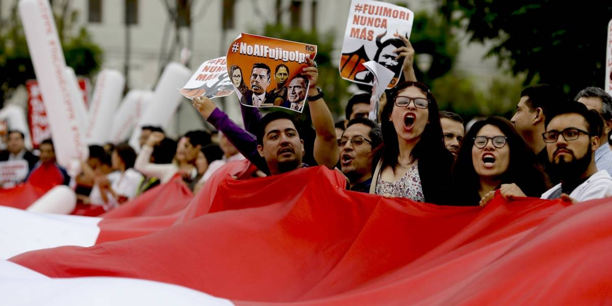 OEA pone sus ojos sobre gobierno del Perú
