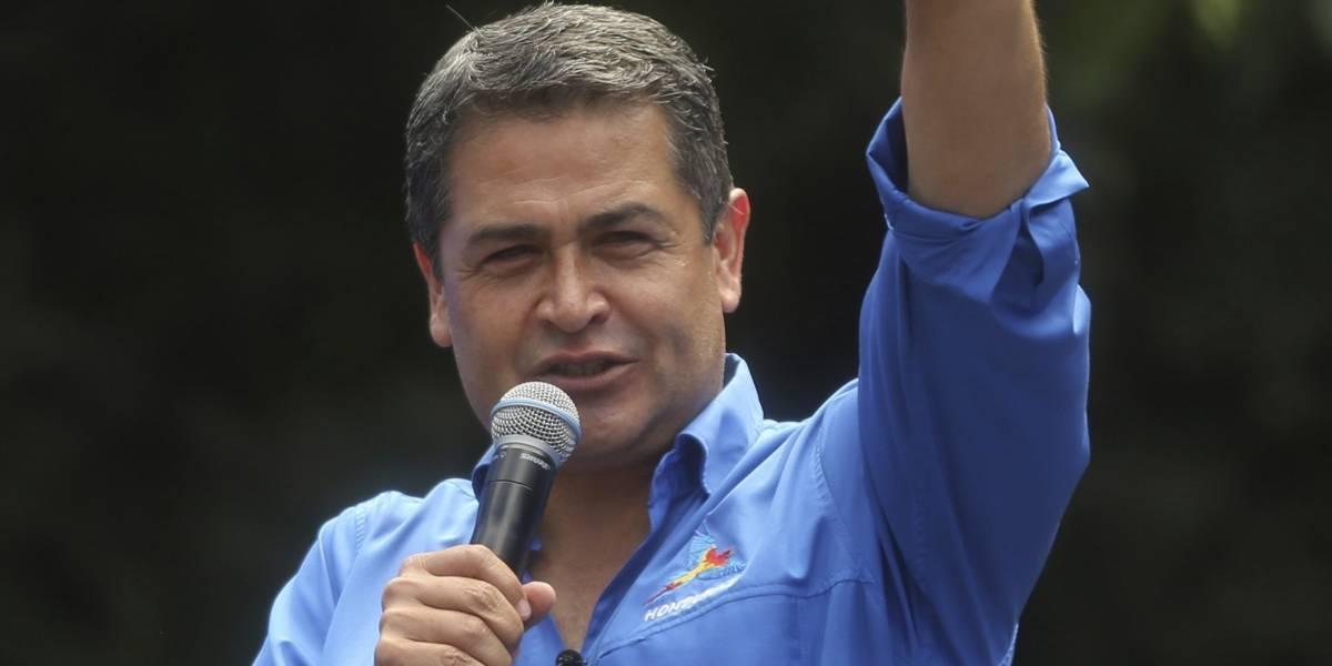 México felicita a Juan Orlando Hernández por su reelección en Honduras