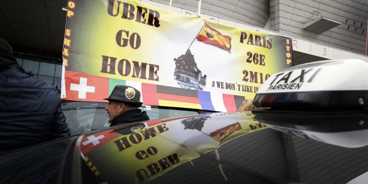 Tribunal de la UE asesta un nuevo golpe a Uber
