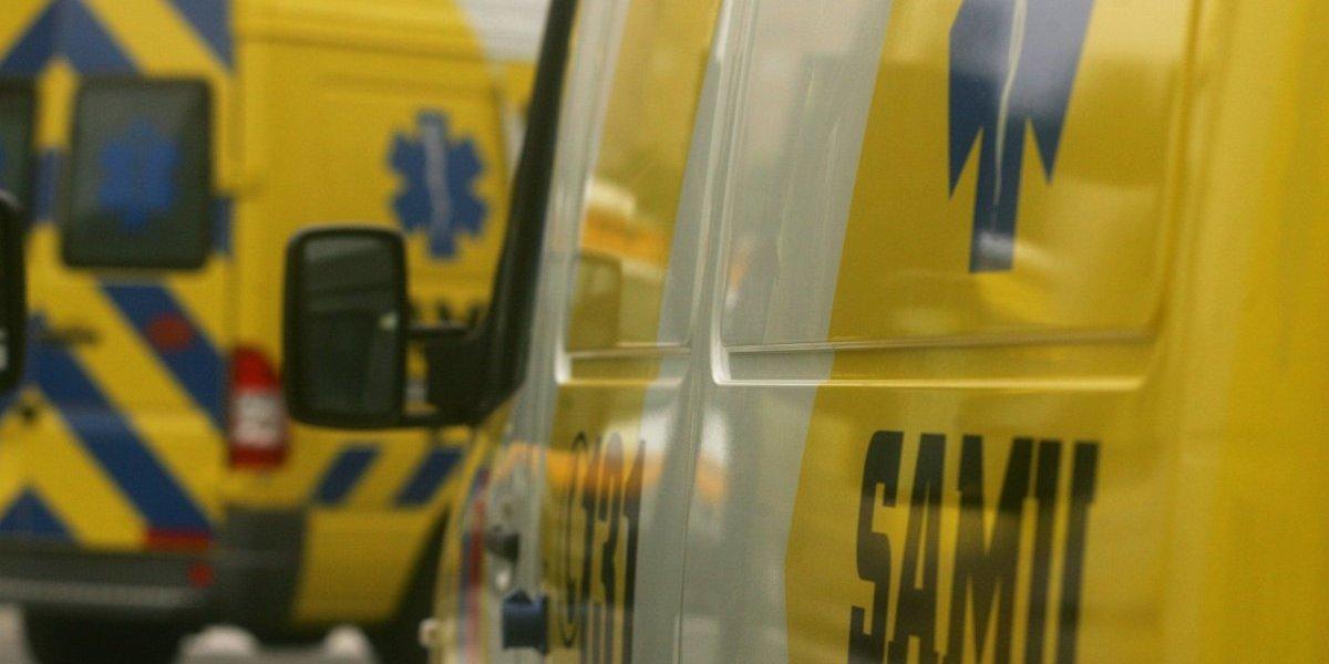 Menor de 8 años se encuentra en riesgo vital tras accidente al interior del Mall Chino