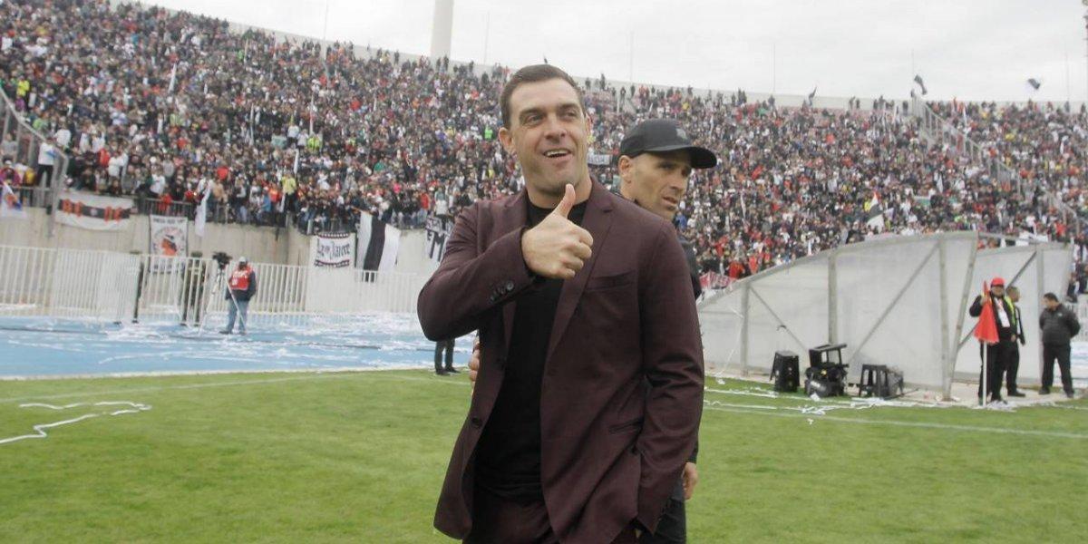 """Independiente viene a la carga y complica los planes de Colo Colo: """"Guede me gusta mucho"""""""