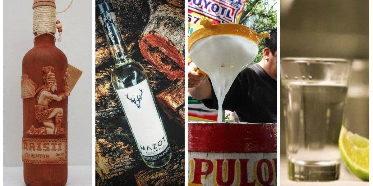 Recorre México a través de sus bebidas