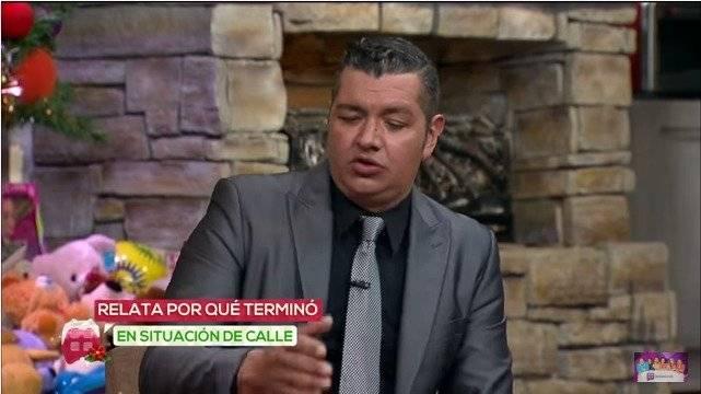 Así luce Carlos Peniche ahora