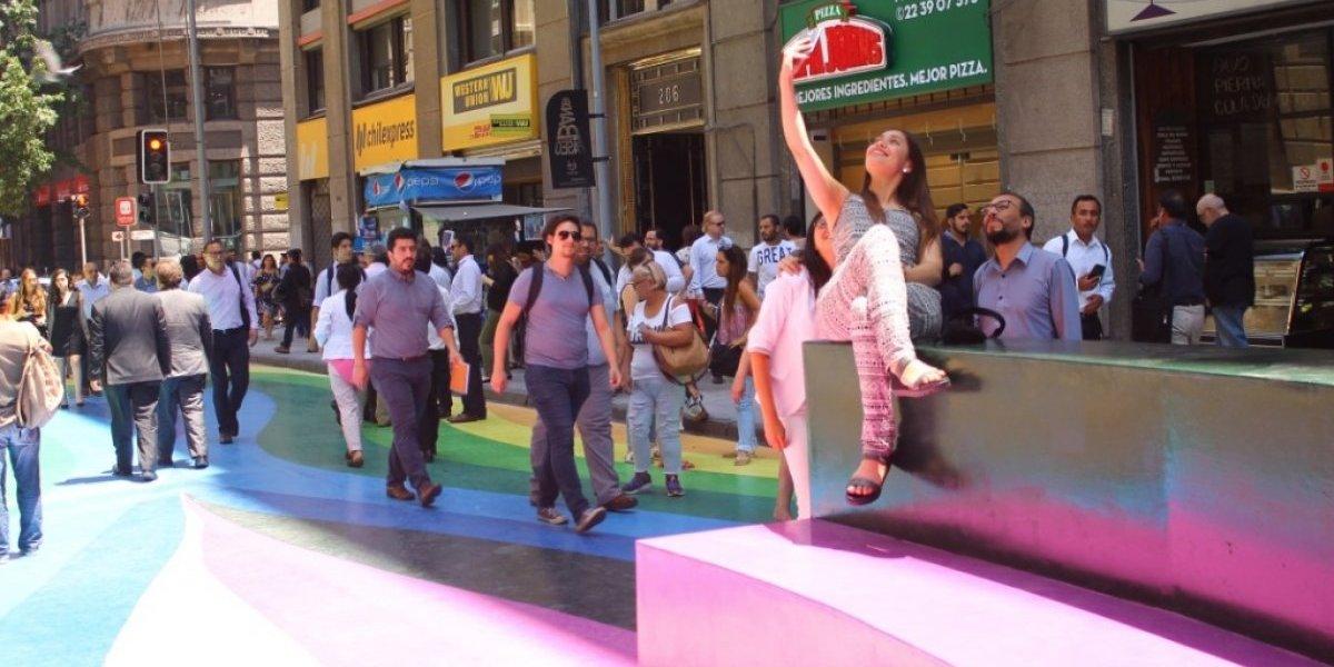 Nuevo Paseo Bandera: que no le de vergüenza pasar por huaso