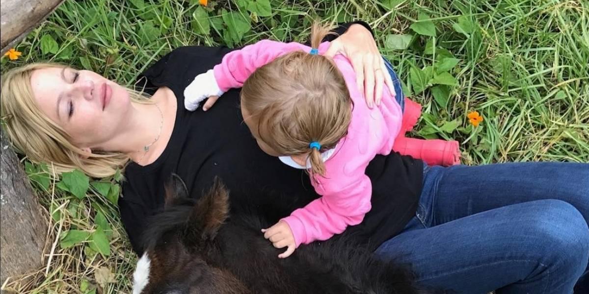 Esta es la hija de Johana Bahamón, que derrite corazones en redes