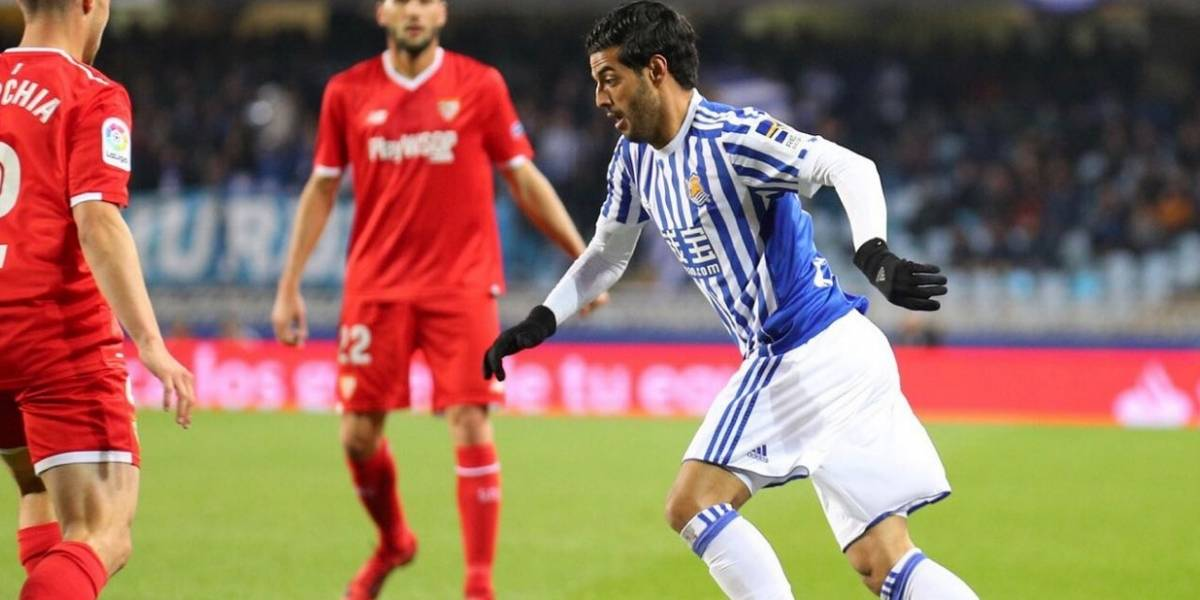 VIDEO: Carlos Vela se despide la Real con gol y una afición entregada
