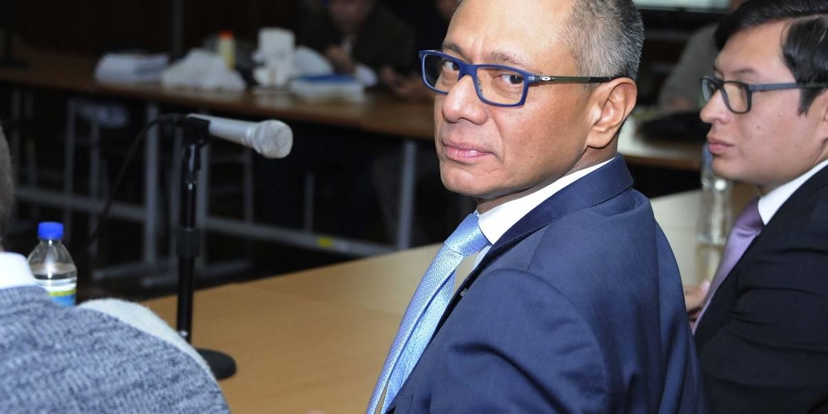 Juicio político no se suspendería a pesar de que Glas ya no fuera vicepresidente