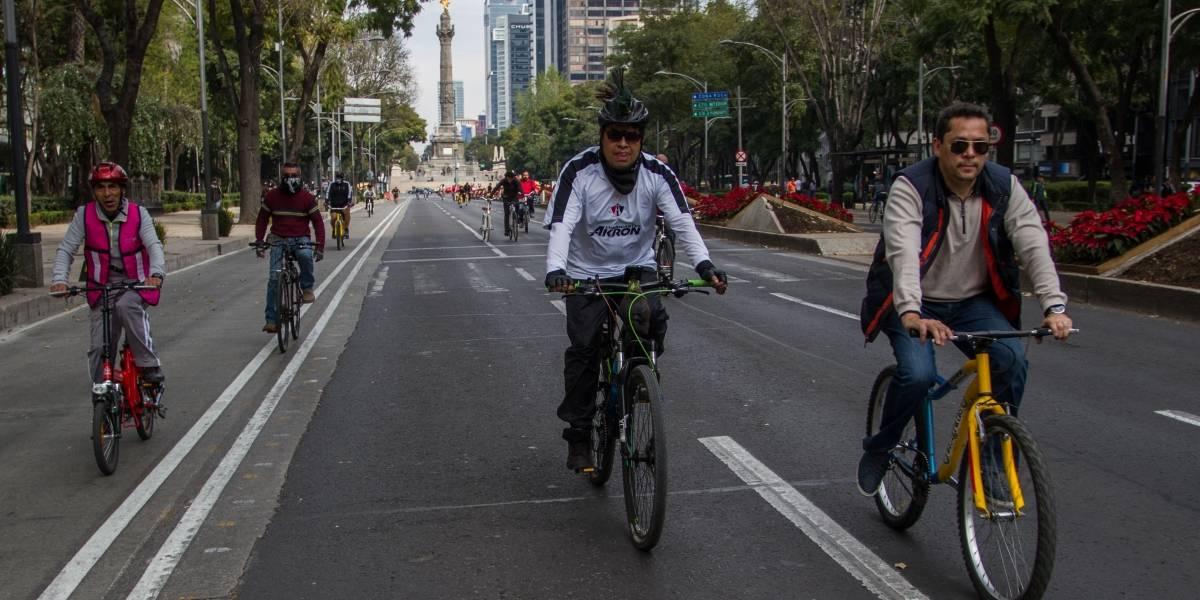 Cada día son atropellados hasta 20 ciclistas en la CDMX