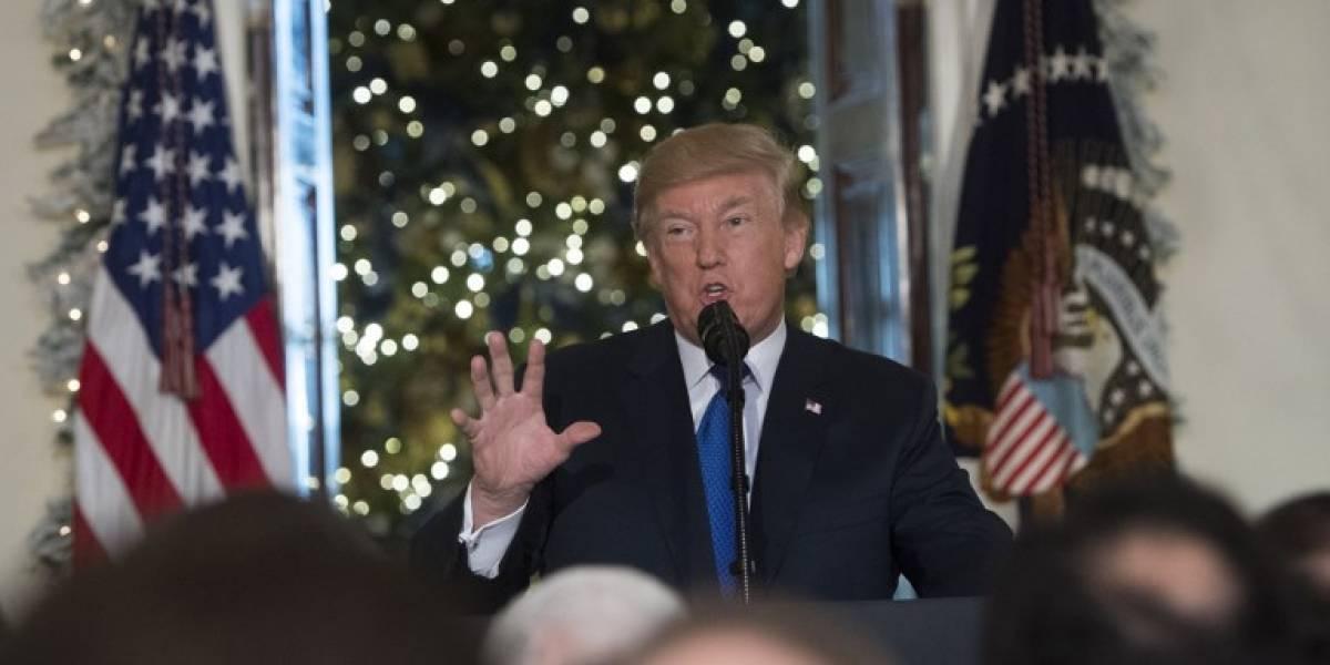 Victoria para Trump tras aprobación de reforma fiscal en Estados Unidos
