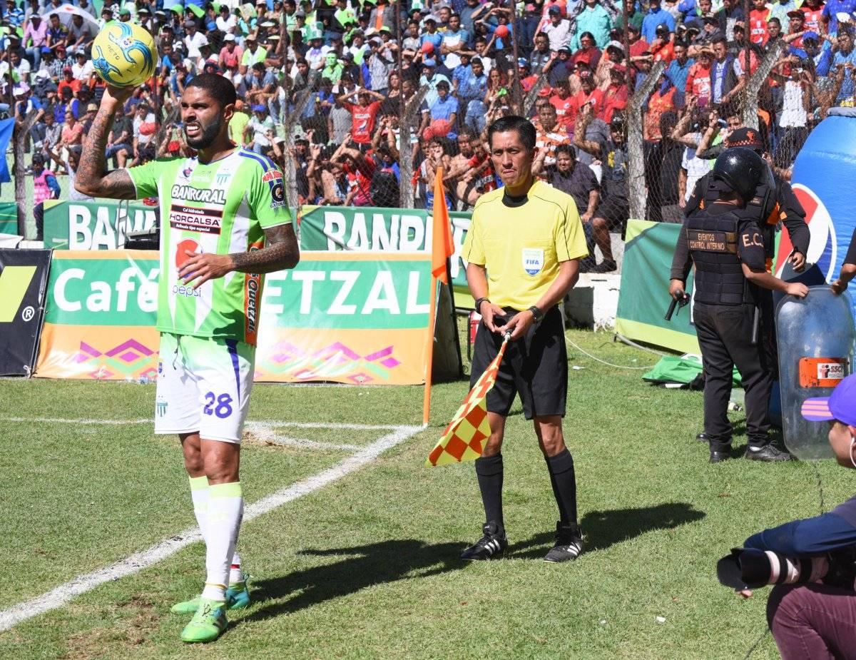 Hermenérito se dedicará a instruir a los árbitros FIFA