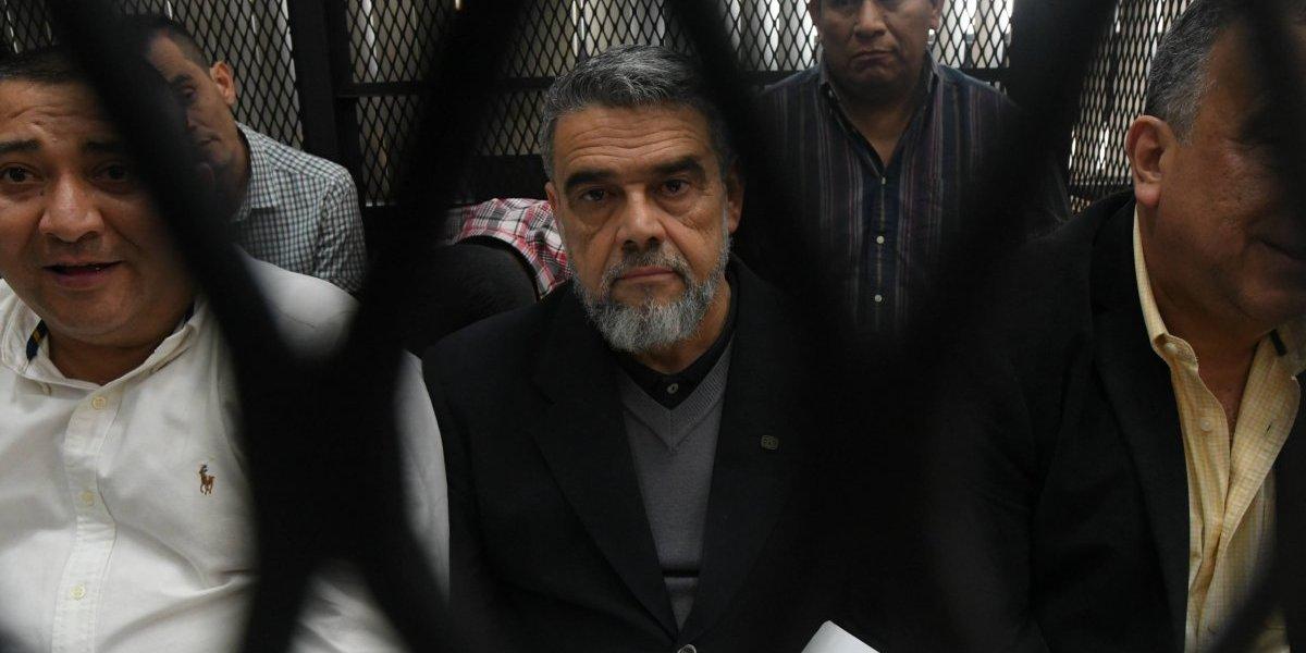 Manuel Barquín permanece en coma inducido en el Hospital Roosevelt