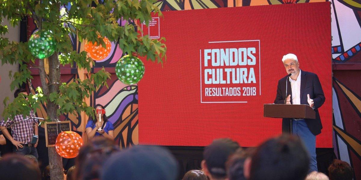 Obra homenaje a Jorge González destaca entre los ganadores del Fondart 2018
