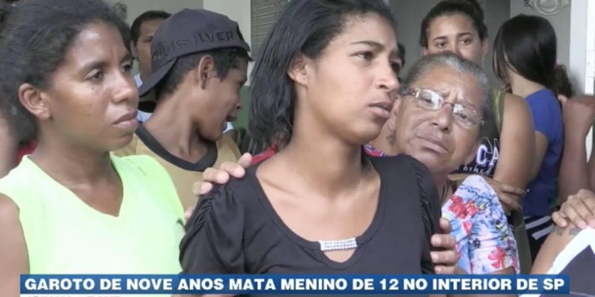 Garoto de nove anos que sofria bullying mata menino de 12 no interior de São Paulo