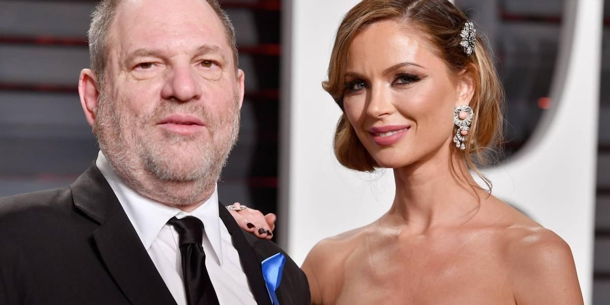 ¿Cuánto recibirá Georgina Chapman tras divorcio de Harvey Weinstein?