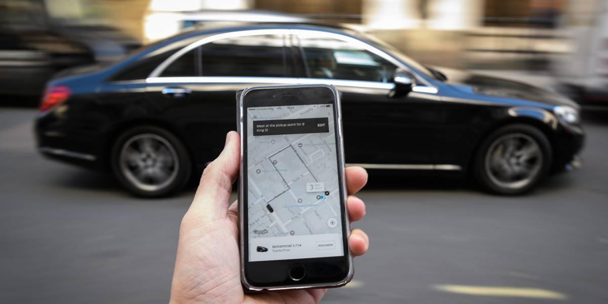 Uber aporta 30 mdp al fondo de Semovi
