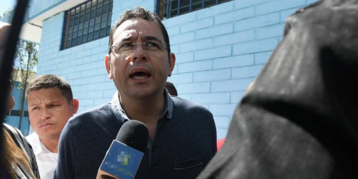 Morales responde al mensaje que niño herido por bala perdida le envió a través de Santa