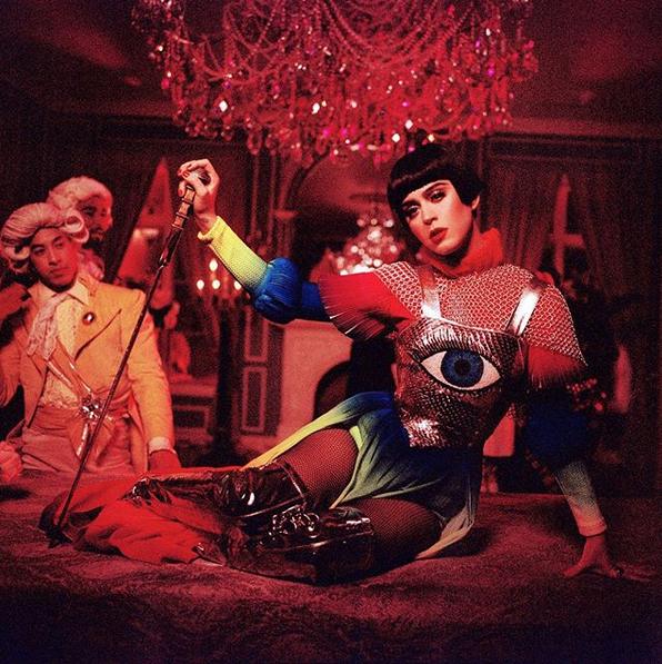 Arrestan a acosador de Katy Perry