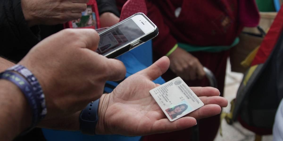Válidas solo 59% de las firmas entregadas por independientes al INE
