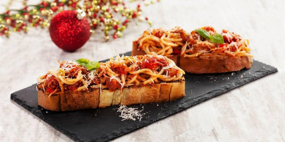 4 platos de pastas indispensables en la cena del 24