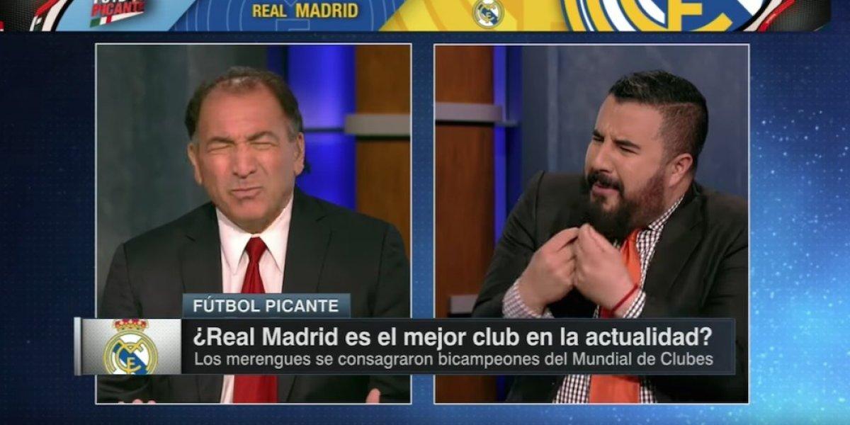VIDEO: Comentarista de ESPN gritonea al entrenador Mario Carrillo