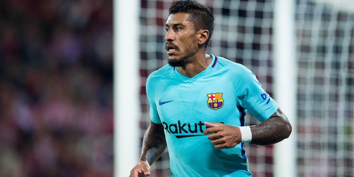 Em boa fase no Barcelona, valor de mercado do jogador Paulinho triplicou