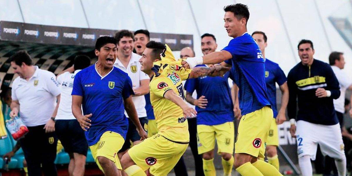 Así vivimos el paso de la U. de Concepción a la Libertadores tras vencer a Unión