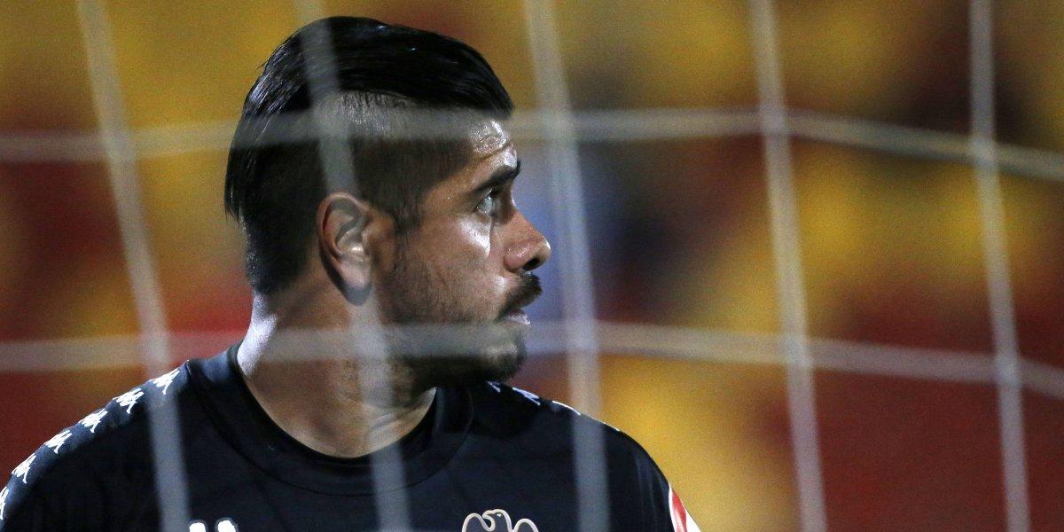 """""""Por las canillas del mono"""": Otro error de Sánchez dejó a Unión sin Libertadores"""