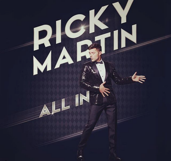 Ricky Martin regresará a Las Vegas.