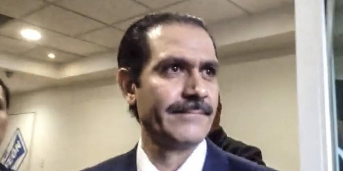 Guillermo Padrés solicita medida cautelar para salir en libertad