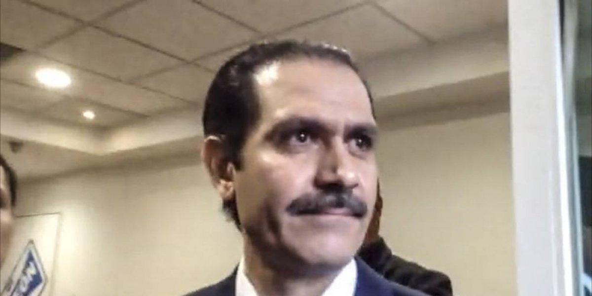 Guillermo Padres seguirá proceso por lavado de dinero en libertad