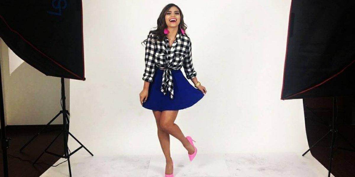 La presentadora Sandy Méndez enciende las redes con sexys fotos