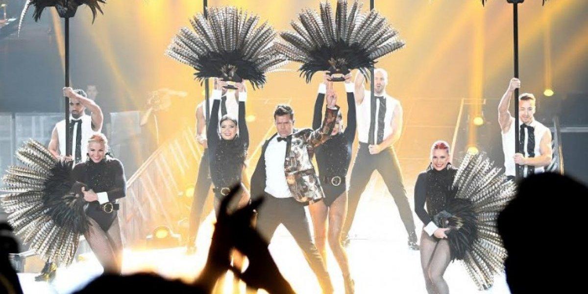 Ricky Martin vuelve a Las Vegas en 2018
